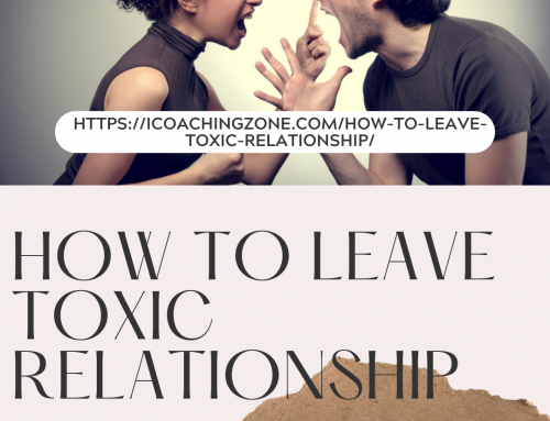 How To Leave Toxic Relationship