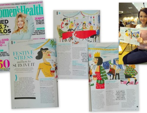'Women's Health' National Monthly Magazine, December Issue